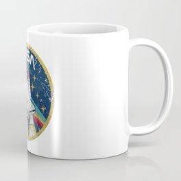 Nasa Vintage Coffee Mug