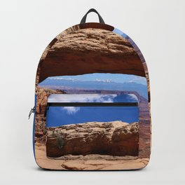 Mesa Arch View Backpack