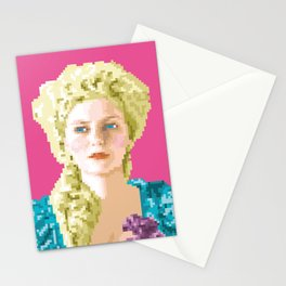 Sa majesté la reine Stationery Cards