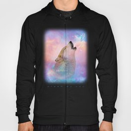 Dream By Day (Wolf Dreams - Remix Series) Hoody
