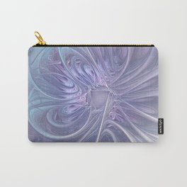 elegant flames on texture Carry-All Pouch