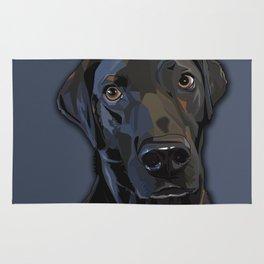 Jeb Lab Dog Rug