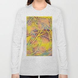 Abstract No. 218 Long Sleeve T-shirt