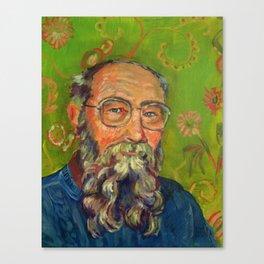 David K Lewis Canvas Print