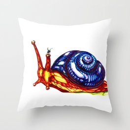 Flies... Throw Pillow