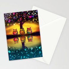 owl-202 Stationery Cards