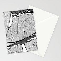 la femme 08 Stationery Cards