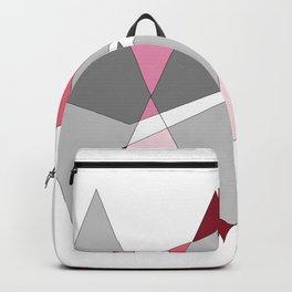 Be FREE Pink Diamond Art Backpack