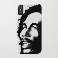 marley iPhone & iPod Cases featuring Marley by Mr Shins