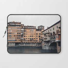 italian Architecture in Florence Laptop Sleeve