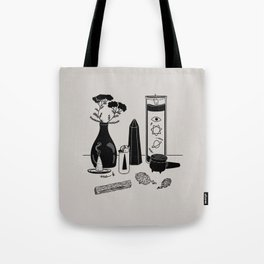 A Spell for Chilling Out Tote Bag