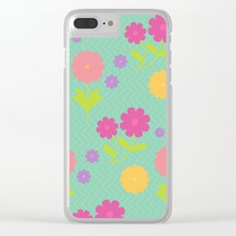 birds 2.1 Clear iPhone Case