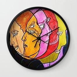 CRÁNEOS 11 Wall Clock