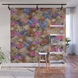 Tropical Leaves #06 Wall Mural