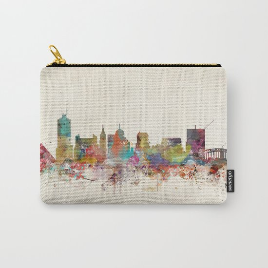 memphis tennessee Carry-All Pouch