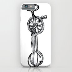 Vintage Whisk  iPhone 6s Slim Case