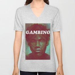 Gambino Unisex V-Neck