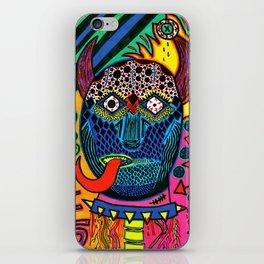 666 Wild iPhone Skin