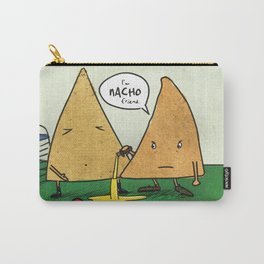 Nacho Friend Carry-All Pouch
