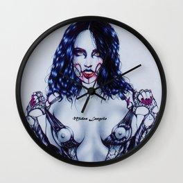 Darkest Mileena (Original) Wall Clock