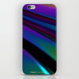 Subshine - Drape - Easy Window iPhone Skin