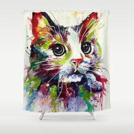 Animal Art  #7 Shower Curtain