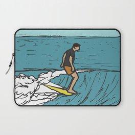 Surf Series   Slipnslide Laptop Sleeve