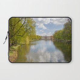 Palace on the Water, Lazienki Park, Warsaw Laptop Sleeve