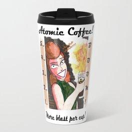 Atomic Coffee Travel Mug