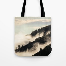 A Song Of Trees Tote Bag