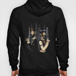 Pistols At Dawn Hoody