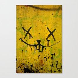 Critter Control Canvas Print