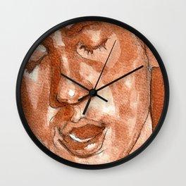 Petite Mort Wall Clock