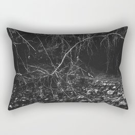 Where the Witch Lives Rectangular Pillow