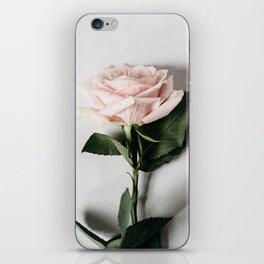 Minimalist Rose iPhone Skin