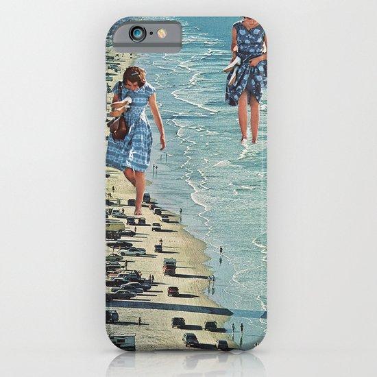 Walk on the Beach iPhone & iPod Case