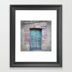 Doors of Perception 40 Framed Art Print