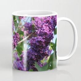 The Smell of Lilacs Coffee Mug