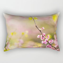 Redbud Rectangular Pillow