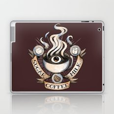 The Coffee Trinity Laptop & iPad Skin