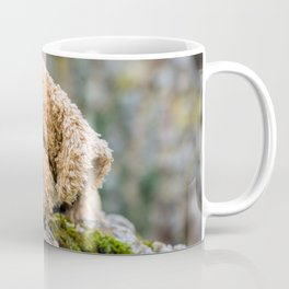 The lonely teddy Coffee Mug