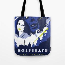Nosferatu the Vampyre (1979) Tote Bag
