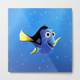 Finding Dory Metal Print