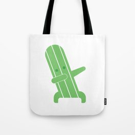 Dabbing Cactus Tote Bag