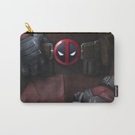 WILD DEAD POOL 01 Carry-All Pouch