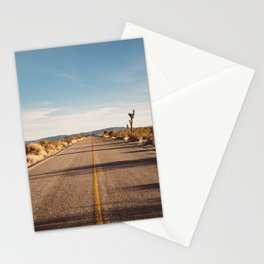 Joshua Tree Road Stationery Cards