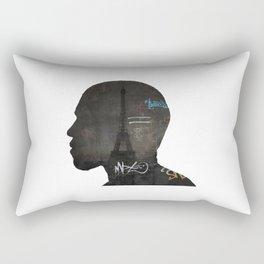 niggas in paris Rectangular Pillow