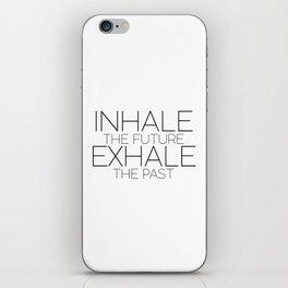 Inspirational Quote,Meditation,Relax,Yoga,Zen,Digital Print,Office Sign,Home Decor,PRINTABLE Art iPhone Skin