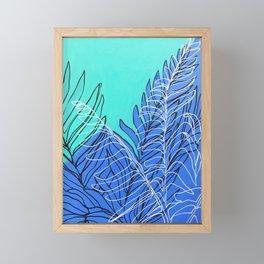 Field Study Framed Mini Art Print