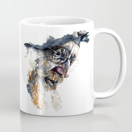 FACE#4 Coffee Mug